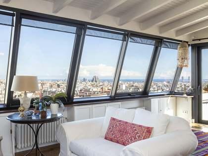 Appartement van 300m² te huur met 100m² terras in Sant Gervasi - Galvany
