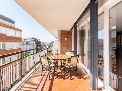 Piso de 285 m² con 30 m² de terraza en venta en Turó Park