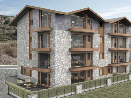 119m² apartment with 2 balconies for sale near Grandvalira