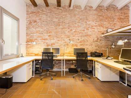 1-bedroom apartment to rent with a terrace in Gracia