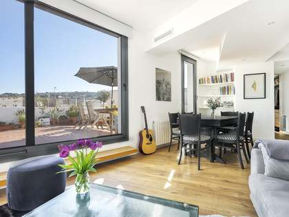 86m² Apartment with 112m² terrace for sale in Poble Sec