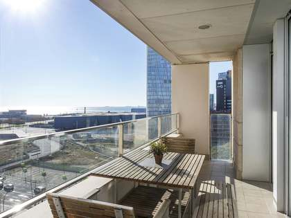 72m² Apartment with 15m² terrace for rent in Diagonal Mar