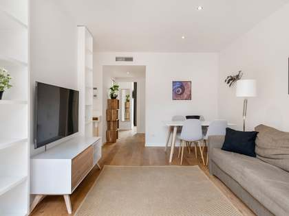60 m² apartment with 29 m² terrace for sale in Sants