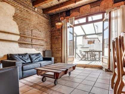 80m² Lägenhet med 30m² terrass till salu i El Born