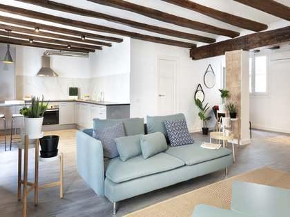 Pis de 89m² en venda a Gótico, Barcelona