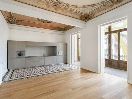130m² Apartment for rent in Eixample Right, Barcelona