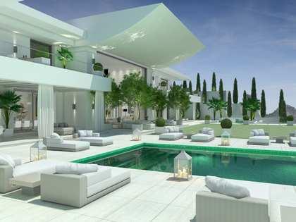 Villa de 1.520m² con 1.211m² de jardín en venta en La Zagaleta