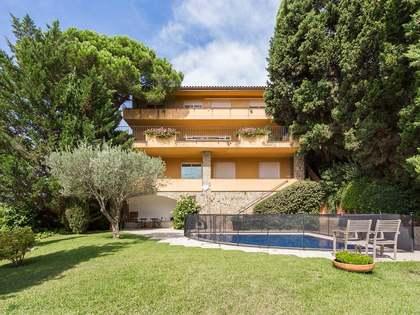 Huis / Villa van 530m² te koop met 500m² Tuin in Vallvidrera