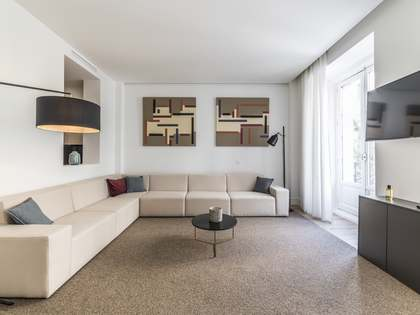 95m² Apartment for rent in Recoletos, Madrid