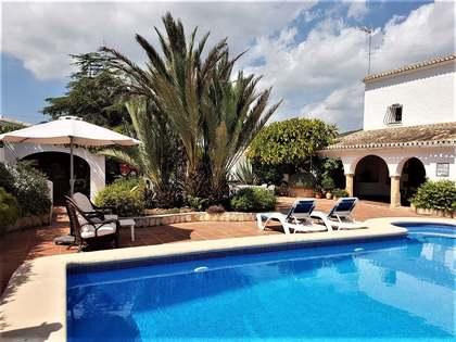 Casa / Villa de 330m² en venta en Jávea, Costa Blanca