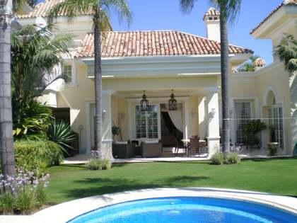 1,116m² Haus / Villa mit 2,000m² garten zum Verkauf in Goldene Meile