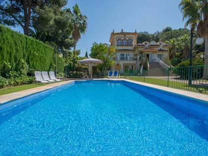 Villa de lujo en venta en Godella, cerca de la ciudad de Valencia