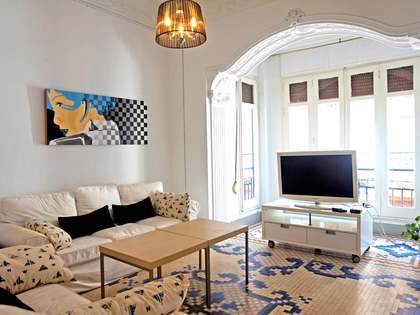 120 m² apartment for sale in Ruzafa, Valencia