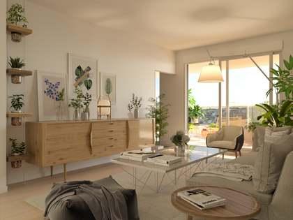 Piso con 30 m² de terraza en venta en Badalona, Barcelona
