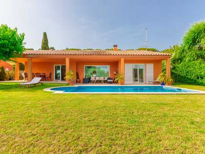 Villa for sale in La Gavina, S'Agaró, on the Costa Brava