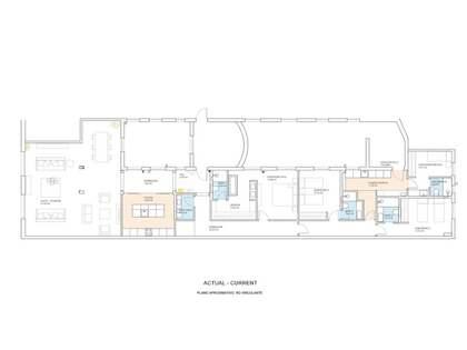 231 m² apartment for sale in Castellana, Madrid