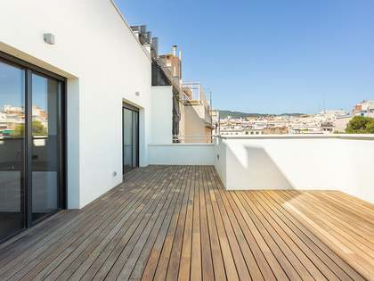 143m² Apartment with 110m² terrace for sale in Sant Gervasi - Galvany