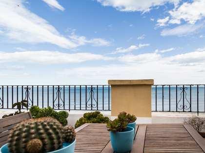 Duplex penthouse for sale on the Valencia Coast