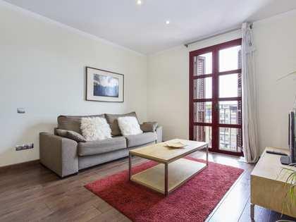 Appartement van 80m² te huur met 7m² terras in Eixample Rechts