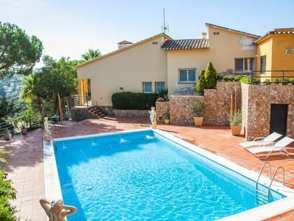 在 Lloret de Mar / Tossa de Mar, 布拉瓦海岸 383m² 出售 豪宅/别墅