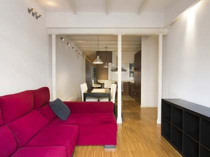2-bedroom third floor property for rent in Eixample