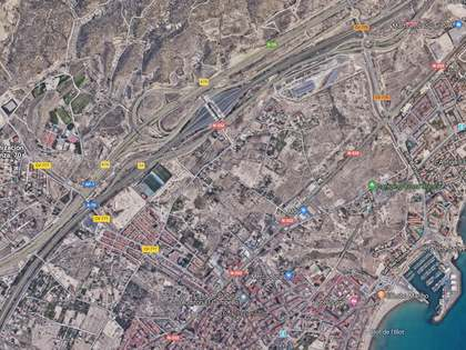 18,950m² Plot for sale in Playa San Juan, Alicante