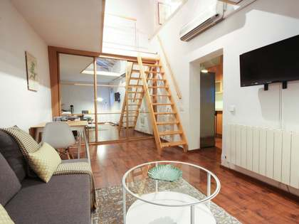 60m² apartment for rent in Huertas-Cortes, Madrid