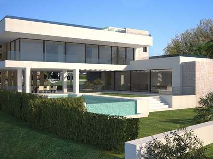 5-Bedroom Luxury villas to buy in Development in Benahavis
