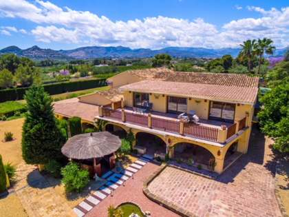 900m² Country house for sale in Dénia, Costa Blanca