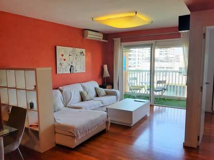 96m² Apartment with 12m² terrace for rent in Patacona / Alboraya