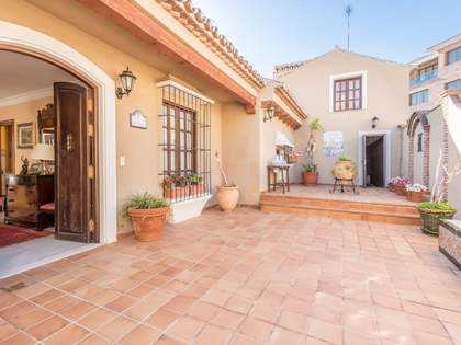 549m² House / Villa with 1,360m² garden for sale in East Málaga