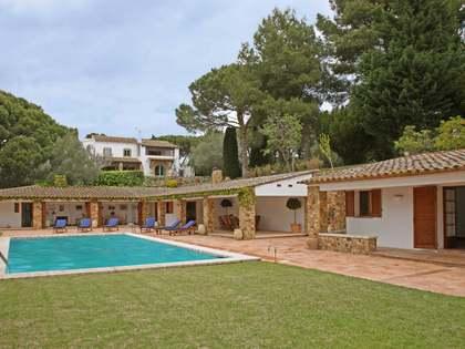 Exclusiva propiedad de lujo en alquiler en Calella de Palafrugell
