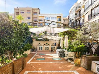 187m² apartment with 125m² terrace for sale, Eixample Right