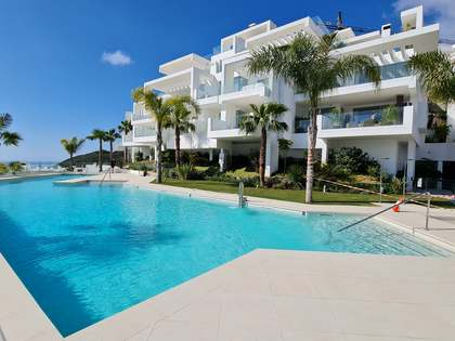 Appartement de 162m² a vendre à Est de Marbella avec 37m² terrasse