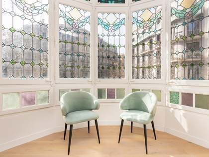 Квартира 121m² на продажу в Левый Эшампле, Барселона
