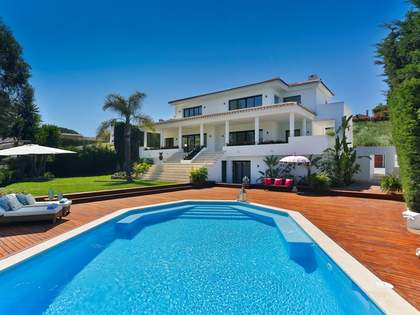 Golf villa for sale in Los Naranjos Golf, Nueva Andalucia