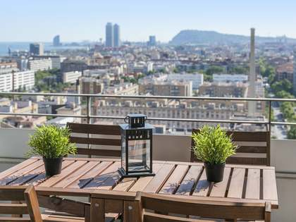 80m² apartment with 10m² terrace for sale in Diagonal Mar