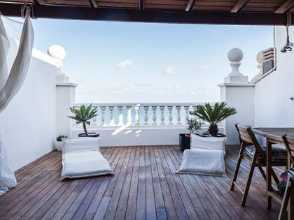 Duplex penthouse for sale in Port Saplaya, Valencia Coast