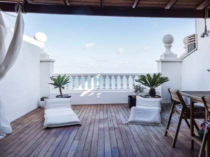 Penthouse van 117m² te koop met 25m² terras in Patacona / Alboraya