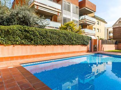 130 m² apartment with 80 m² garden for sale in Montemar