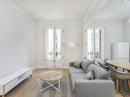 Appartement van 57m² te huur in Eixample Links, Barcelona