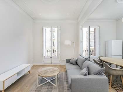 Apartamento de 1 dormitorio en alquiler en Eixample, Barcelona
