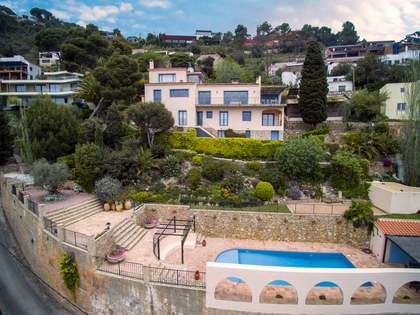 Luxury Costa Brava house to buy. Aiguablava villa for sale