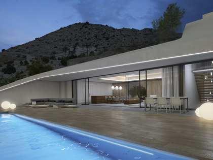 Casa / Vil·la de 489m² en venda a Altea, Costa Blanca