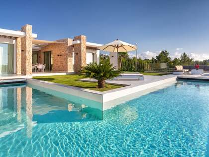 Modern property for sale in Cala Conta, San José, Ibiza