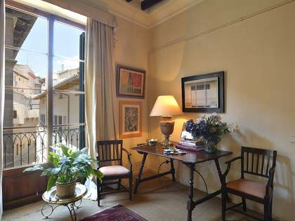 3-bedroom apartment to purchase in historic Palma, Mallorca