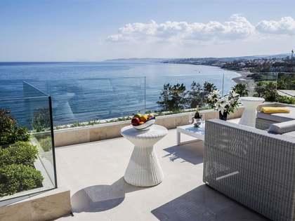 4-bedroom beachfront apartment for sale in Estepona