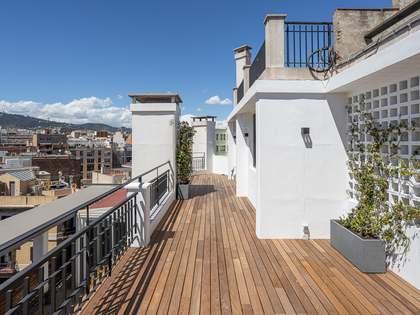 Àtic de 172m² en venda a Eixample Esquerre, Barcelona