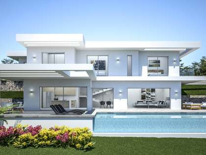 226m² House / Villa with 215m² terrace for sale in Dénia