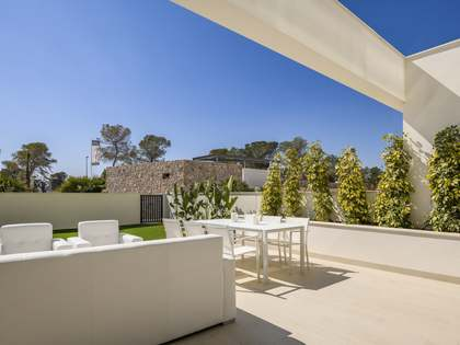 105m² Apartment with 105m² garden for sale in Alicante ciudad